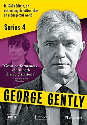 GEORGE GENTLY SERIES 4 BY GEORGE GENTLY (DVD)