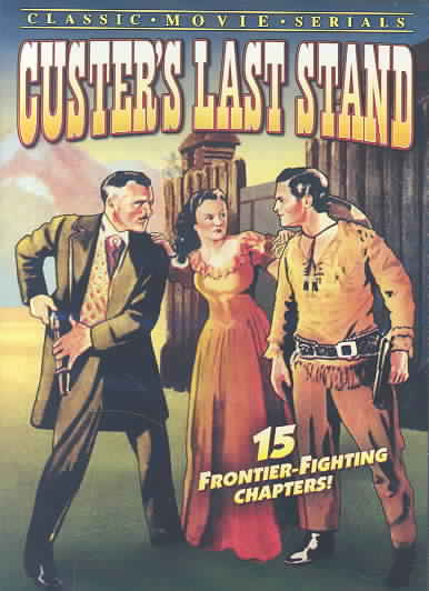 CUSTER'S LAST STAND:CHAPTERS 1 15 BY LEASE,REX (DVD)