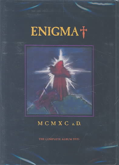 MCMXC AD:COMPLETE ALBUM BY ENIGMA (DVD)