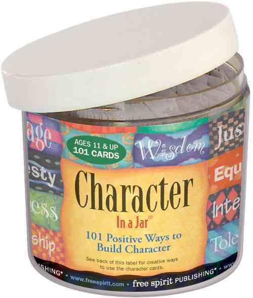 Character in a Jar By Free Spirit Publishing (COR)
